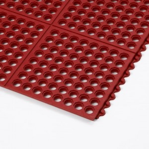 550RD Cushion Ease Red